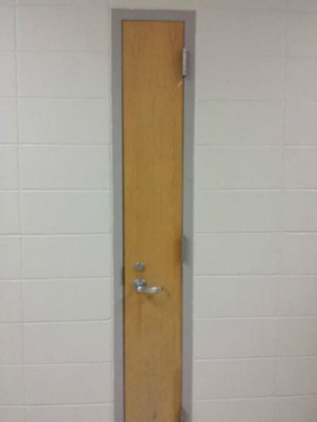 puerta estrecha